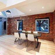 Warm Industrial Interior Design Decosee