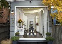 Washington Row House Design Renovation Remodeling