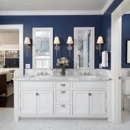Ways Add Color Into Your Bathroom Design Freshome