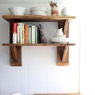 Ways Make Diy Shelves Part Your Home Cor