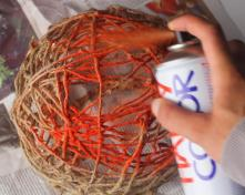 Ways Make String Pendant Lamp Wikihow