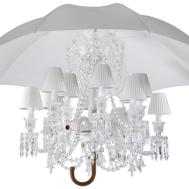 Well Appointed Catwalk Umbrella Chandeliers Inspired