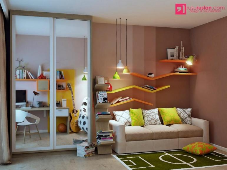 Whimsical Kids Rooms Home Decoz