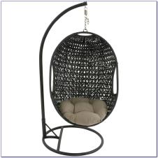 Wicker Hanging Chair Stand Chairs Home Design Ideas