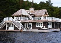Windover Boathouse Muskoka