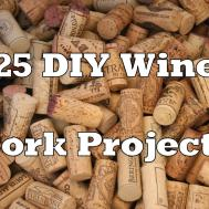 Wine Cork Crafts Home Design Architecture