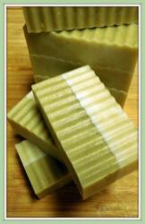 Wit End Farm Homemade Citrus Sage Soap