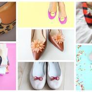 Wonderful Diy Shoe Clips Beautify Plain Shoes