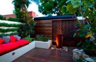 Wonderful Garden Design Materials Outdoor Living