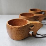 Wooden Mug Interior Design Ideas