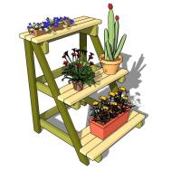 Wooden Plant Stands Plans Pdf Woodworking