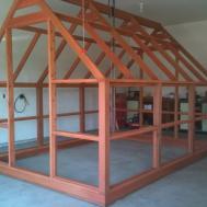 Woodwork Diy Wood Frame Greenhouse Plans Pdf