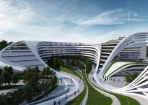 World Architecture Zaha Hadid Architects Doing Their