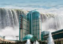 World Visits Welcome Niagara Falls Colorful