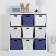 Woven Plastic Storage Baskets Ideas