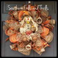 Wreath Southernfrillsandthrills