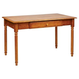 Writing Desk Osp Designs Knob Hill Computer Table Red Brown