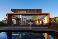 Xyz House Mark Aronson Architecture Archdaily