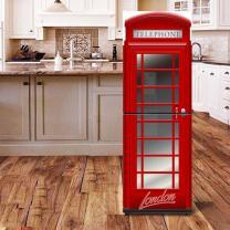 Yazi Fridge Refrigerator Door Sticker Cover Pvc Wall