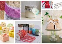 Yourself Wedding Favors Easy Make