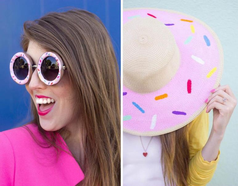 Yummy Looking Crafts Make National Donut Day