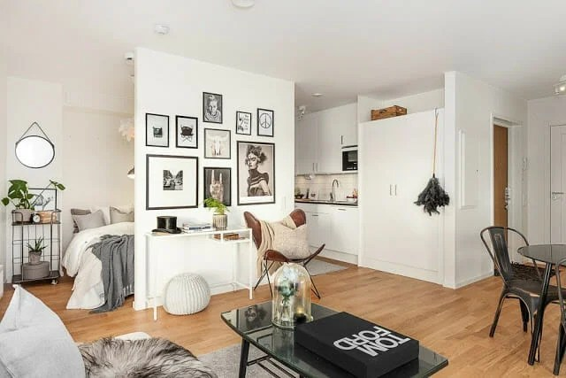 5 small apartment decorating