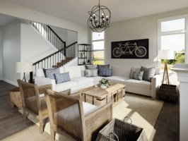 Before & After Open Concept Modern Home Interior Design ...