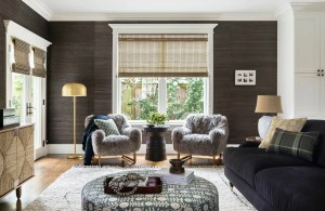 grasscloth interior layered heidi living caillier seattle wallpapers decorating bookwalter curtain designer trendy decorilla eyelet affordable authentic