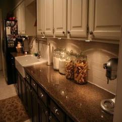 Cutler Kitchen And Bath Shun Shears White Upper Cabinets Dark Lower Design Ideas