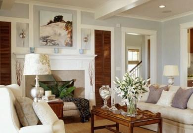 Coastal Living Room Paint Colors