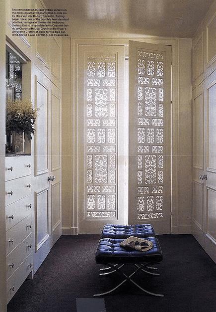Mirrored Bi Fold Doors Design Ideas