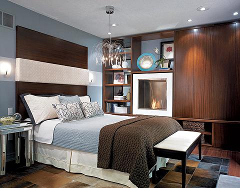 Candice Olson Boys Room  Contemporary  bedroom