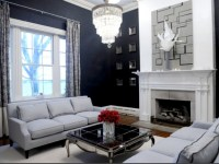 Mirrored Coffee Table - Contemporary - living room - HGTV