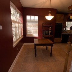Wall Tables For Living Room Traditional Sofa Sets Miscellaneous - Sherwin Williams Theatre Red