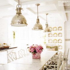 Windsor Kitchen Chairs Nook Lighting Ideas White Marble Top Dining Table - Cottage ...