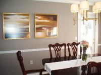 Dining Room, Benjamin Moore Silver Fox