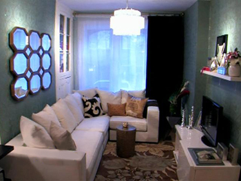 Candice Olson Living Room  Contemporary  living room