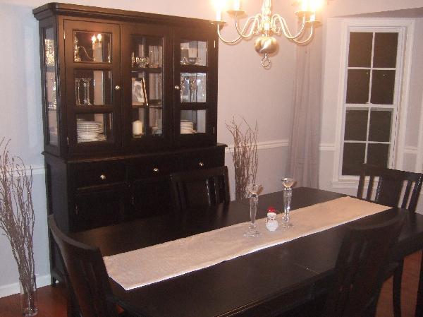 Dining Room  Behr Manhattan Mist