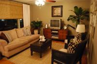 Living Room Arrangements | The Flat Decoration
