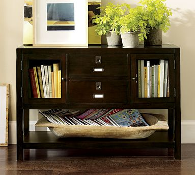 Pottery Barn Rhys Console Table KnockoffLook 4 Less