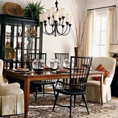 Farmhouse Dining Room Chairs Hanging With Stand For Bedrooms Captain Traditional