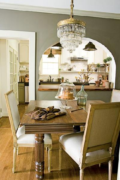 captain chairs dining room lawn chair umbrella holder 6 light marigot chandelier - transitional kerrisdale design