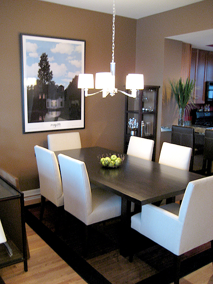 parson dining room chairs office chair cheap taupe - transitional