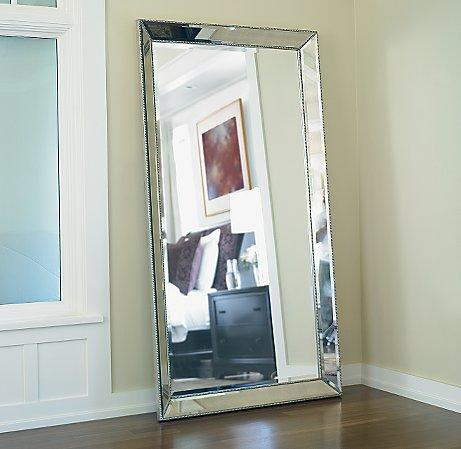 Oversized Floor Mirror