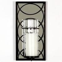 Shimmer Mirror Sconce - west elm