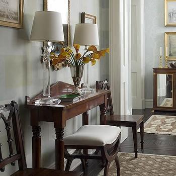 Elegant Foyer  Design decor photos pictures ideas inspiration paint colors and remodel