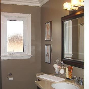 beige sleeper sofa trays taupe paint - contemporary boy's room benjamin moore ...