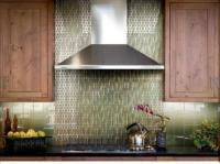Green Backsplash Tiles Design Ideas