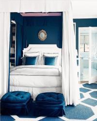 Blue Bedroom - Transitional - bedroom - Mary McDonald