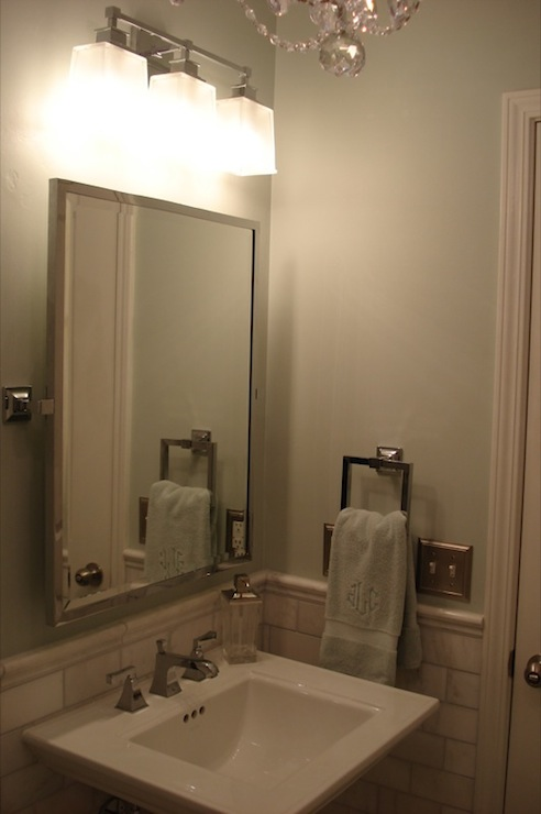 Bathroom Paint Colors  Transitional  bathroom  Benjamin